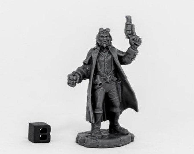 Wild West Wizard of Oz: Lion - 80058 - Reaper Miniatures