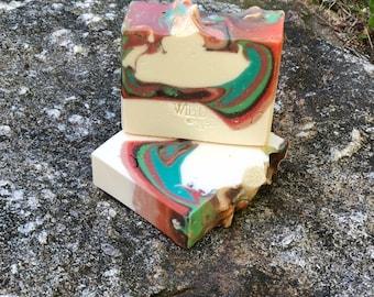 Autumn Equinox Soap/ Artisan Soap / Handmade Soap / Soap / Cold Process Soap