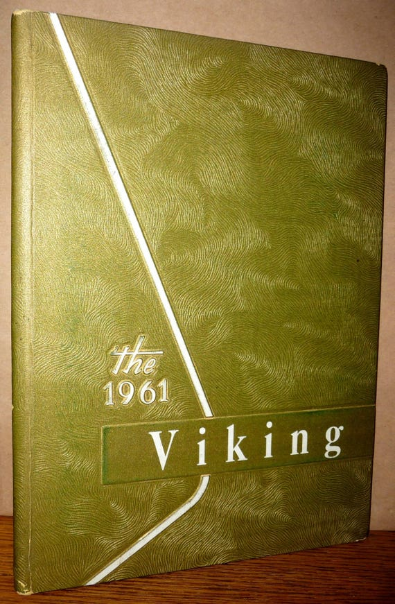 Frederick High School Yearbook (Annual) 1961- The Viking - Frederick, South Dakota SD Brown County