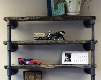 Pipe Frame Shelf