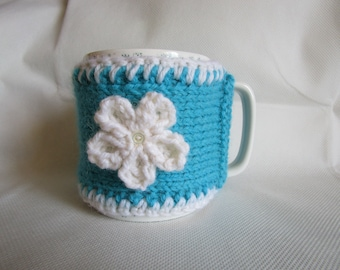 Tea mug / mug made of wool