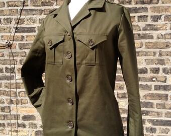 Standard Issue Scout Jacket- Fern