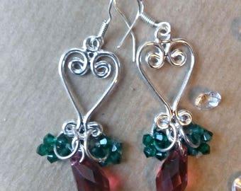 Festive Sparkle Earrings