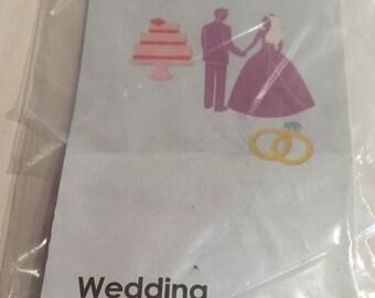 Cricut Cartridge Wedding Marriage