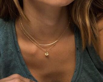 Minimalist jewelry Etsy