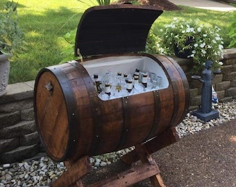 Bourbon Barrel Cooler