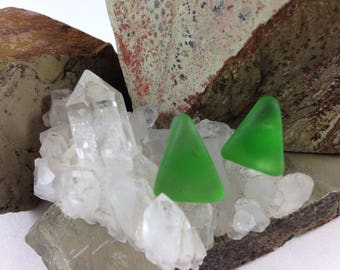 Green Triangle Posts