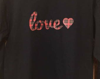 Youth Large Valentine's Day Shirt