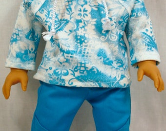 18 Inch Doll Clothes - COOL and Ready for Fun Outfit