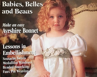 Sew Beautiful Volume 15, Number 2  Issue #79 November/December 2001