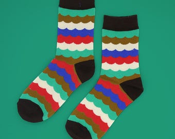 FREE SHIPPING Colorful socks for women
