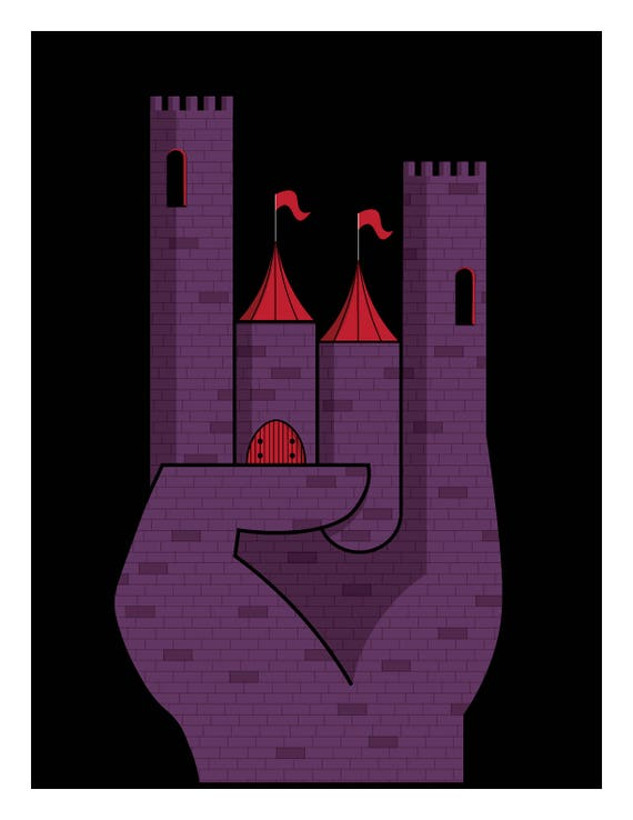 Devil Horn Castle