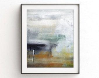 Abstract print digital download printable art modern painting wall decor art modern artwork home decor interior design Wishing Well Gallery