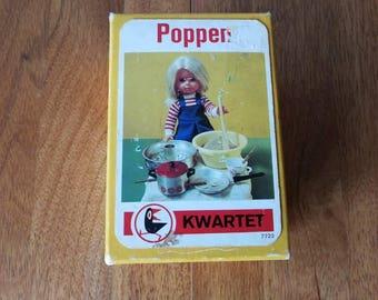 Puppet Quartet 32 cards