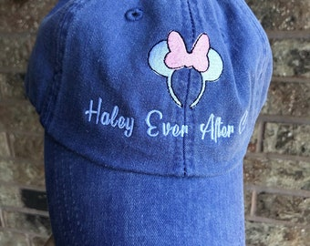Minnie ear hat