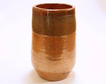 Bronze Red Cup