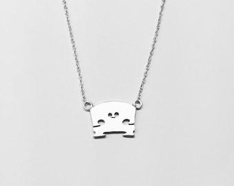 Violin Bridge Pendant | Violin Bridge Necklace | Sterling Silver Music Necklace | Musician Gift Pendant