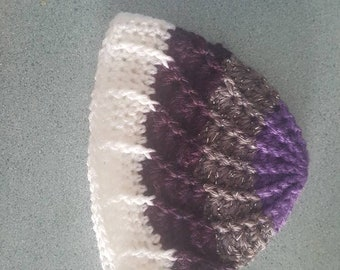 Newborn crochet cap