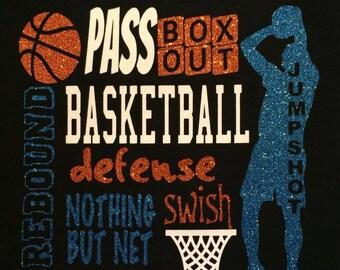 Women's Subway Basketball Shirt
