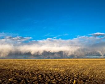 Storm over Northern Colorado