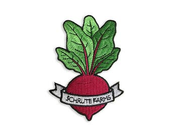 Schrute Farms Beet Patch