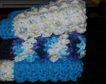 DC-002 Crochet Dishcloths