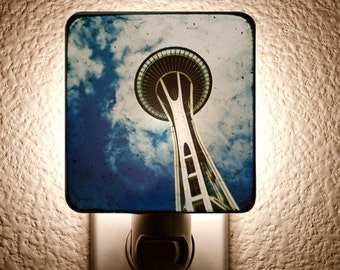 Dirty Needle Night Light