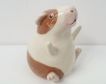 Customised Guinea Pig Jewellery Holder