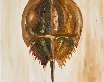 Horseshoe Crab Painting #46