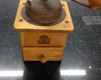 Armin trosser rare small coffee grinder