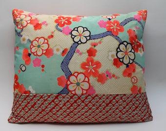 Vintage Two Kimono Pillow