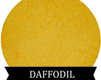 Bright Yellow Eyeshadow  DAFFODIL