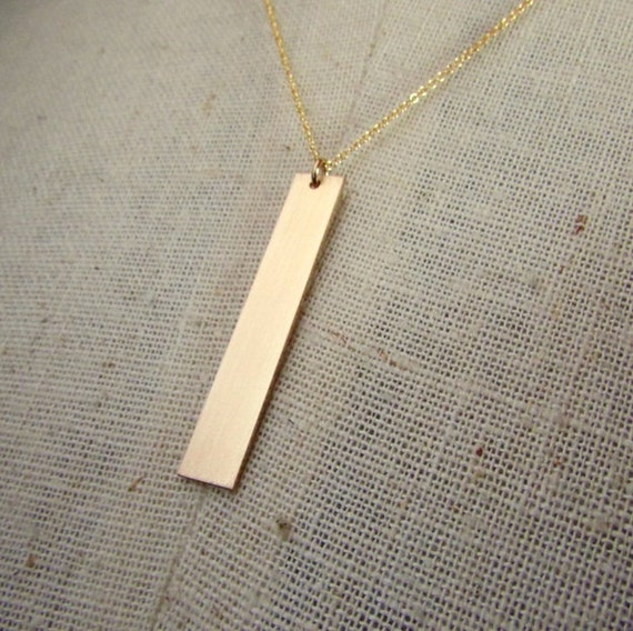 file necklace wood and eyes simple product s fools long brass rectangular wild fool pendant gold