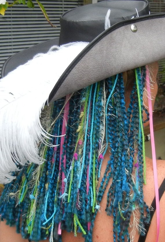 Turbo's Fairy Wigs -  Turquoise Fairy (TYDF-005) Made to Order