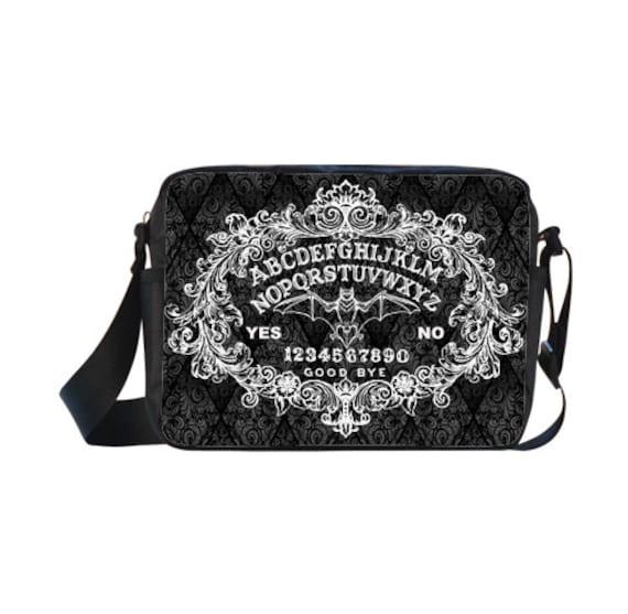 Baroque Ouija Board Cross-body Bag