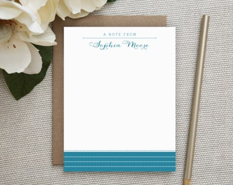 Personalized Stationery. Personalized Notecard Set. Personalized Stationary. Personalized Note Cards. Personalized. Stationery. A Note From.