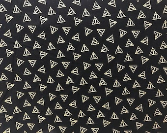 Harry Potter Deathly Hallows Nursing Pillow Cover, Boppy Cover, Breastfeeding, Wizard, Eldar Wand, Resurrection Stone, Invisibility Cloak