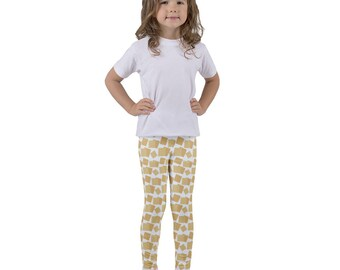 Matzah Kid's leggings, Passover Pants, Passover Gift, Matzah Leggings, Pesach, Seder, Jewish Kid, Jewish girl, Jewish Gift