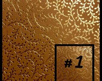 Glitz n Gold #1-#5
