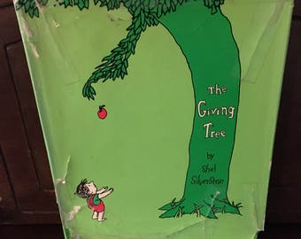 Vintage  Book  The Giving Tree