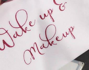 Makeup and BE RAD