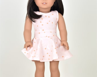 Skater Skirt 18 inch doll clothes