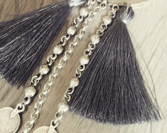 Necklace with Tassel