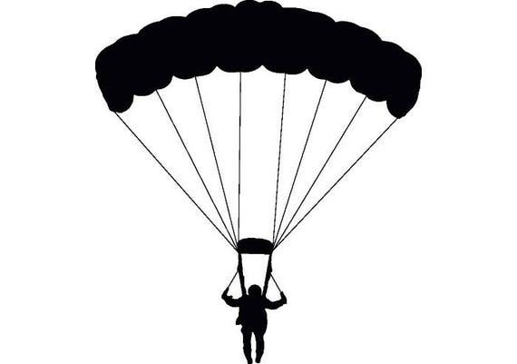 Parachuting Parachute Skydiving Skydiver Skydive Sky Dive