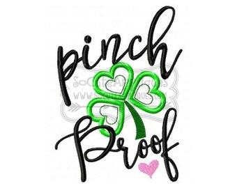 Girls St Patricks Day Shirt, St Patricks Day Baby, St Pattys Day Shirt, St Patricks Day Shirt, Pinch Proof, Shamrock Shirt, 1st St Patricks