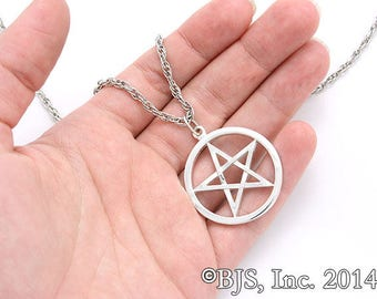 Harry Dresden's© Pentacle Necklace from Jim Butcher's The Dresden Files© Series, Officially Licensed Jewelry