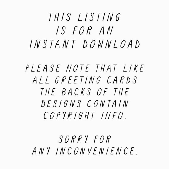 Printable holiday cards happy holidays digital cards secular holiday cards illustration corporate holiday card instant download