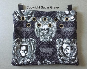 PREORDER Limited Edition Horror Heroes Bonding Cage Pouch Sugar Gliders Rats