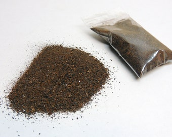 Rust Dust for Iron gall Ink making, Crafting, Industrial art, Assemblage, Mixed media