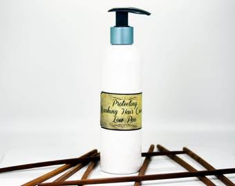 Protecting washing hair cream low poo, protecting hair shampoo, protecting shampoo, hair shampoo low poo